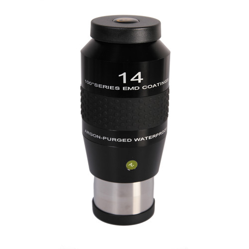 "Explore Scientific 100°-Series 14mm Eyepiece (2"")"