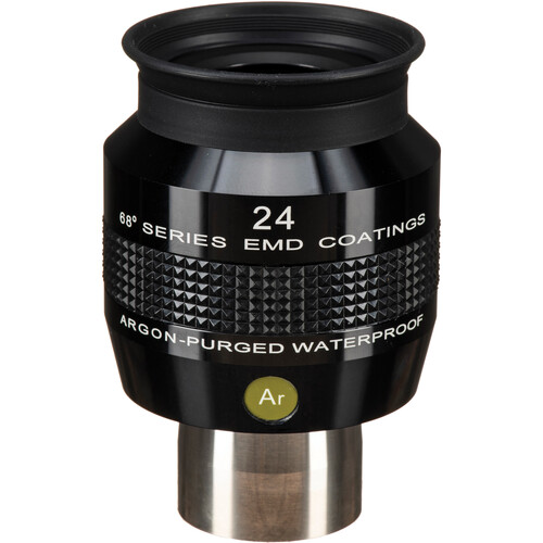 "Explore Scientific 68° Series 24mm Eyepiece (1.25"")"