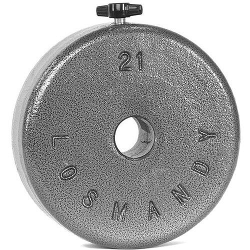 Explore Scientific Losmandy 21-lb Counterweight for GM-8, G-9, G-11, and Titan Mounts