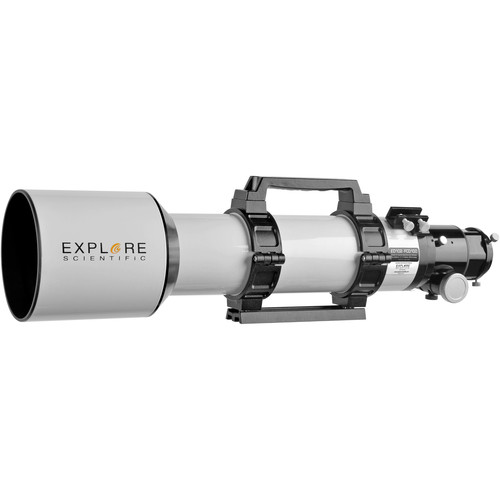 Explore Scientific 102mm f/7 Essential Apochromatic FCD100 ED Triplet Refractor Telescope (OTA only)