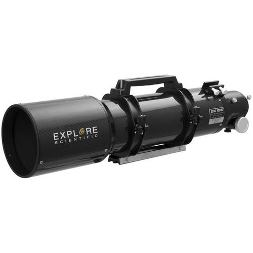 Explore Scientific FCD100 102mm f/7 APO ED Triplet Carbon Fiber Refractor Telescope (OTA Only)