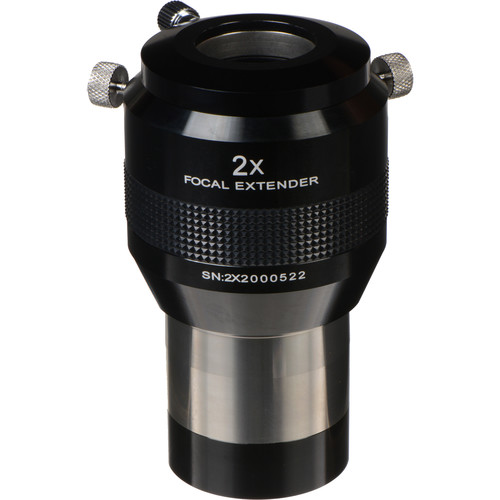 "Explore Scientific 2x Focal Extender (2"")"
