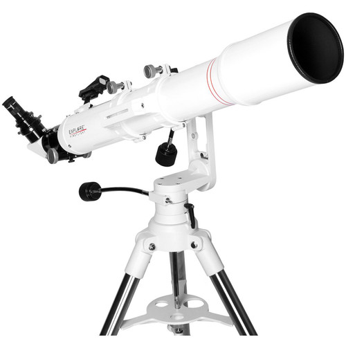 Explore Scientific FirstLight 102mm f/9.8 Alt-Az Refractor Telescope