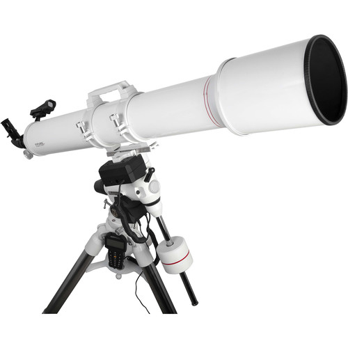 Explore Scientific FirstLight 127mm f/9.4 Achromatic GoTo Refractor with EXOS-2GT Mount