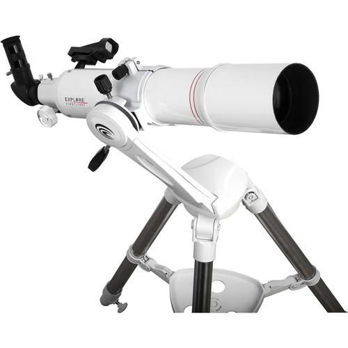Explore Scientific FirstLight 80mm f/8 Alt-Az Refractor Telescope