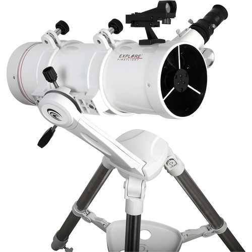 Explore Scientific FirstLight 114mm f/4.3 Reflector Telescope