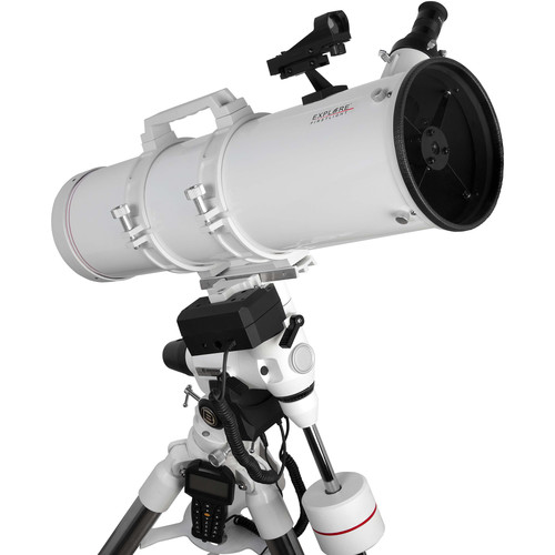 Explore Scientific FirstLight 150mm f/5 GoTo Reflector Telescope with EXO2GT Mount
