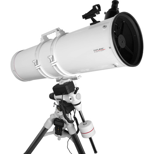 Explore Scientific FirstLight 203mm f/4.9 GoTo Reflector Telescope with EXO2GT Mount
