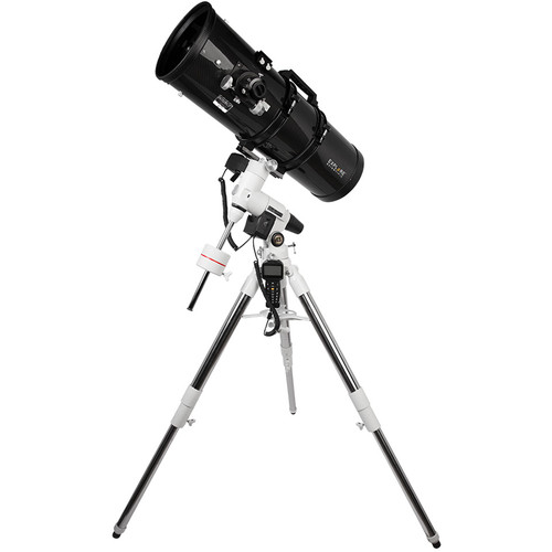 "Explore Scientific PN208 8"" f/4 Carbon Fiber Photo Reflector Telescope with Exos-2 GoTo Motorized Mount and Tripod"