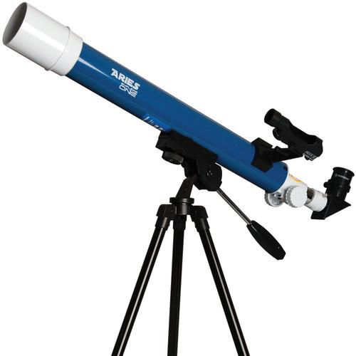 ExploreOne Aries 50mm f/7.3 AZ Refractor Telescope