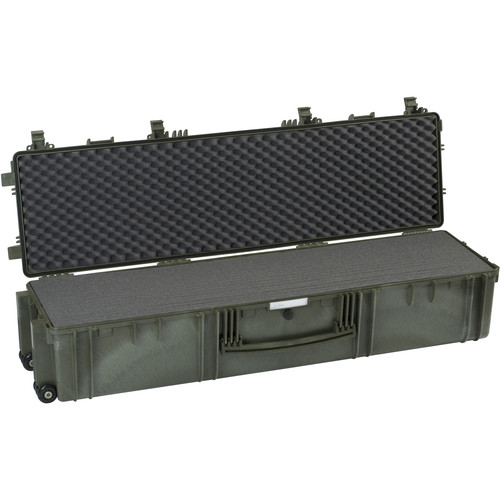 """Explorer Cases 56"""" Case (with Foam, Military Green)"""