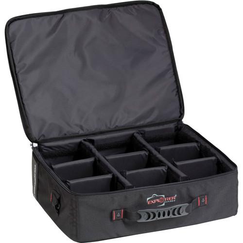 Explorer Cases Bag-A with Dividers for 4419 Case (Black)