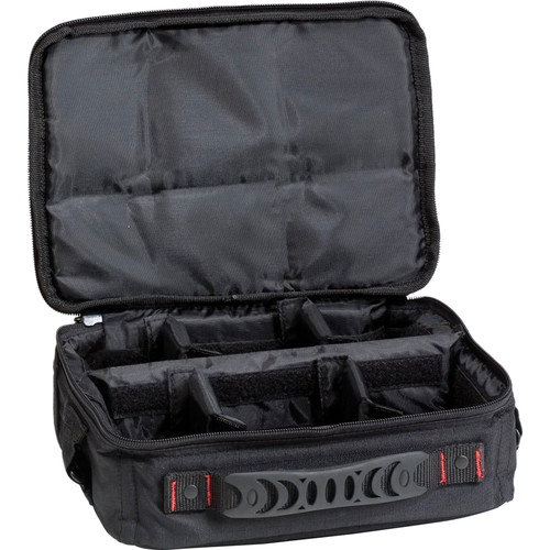 Explorer Cases BAG-R Padded Bag with Adjustable Dividers (Black)