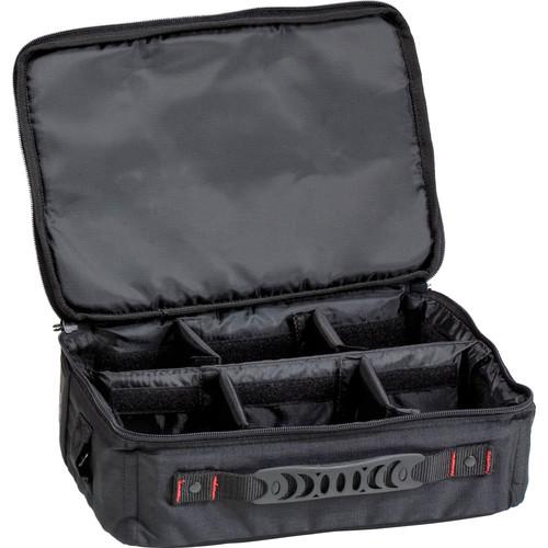 Explorer Cases BAG-T Padded Bag with Adjustable Dividers (Black)