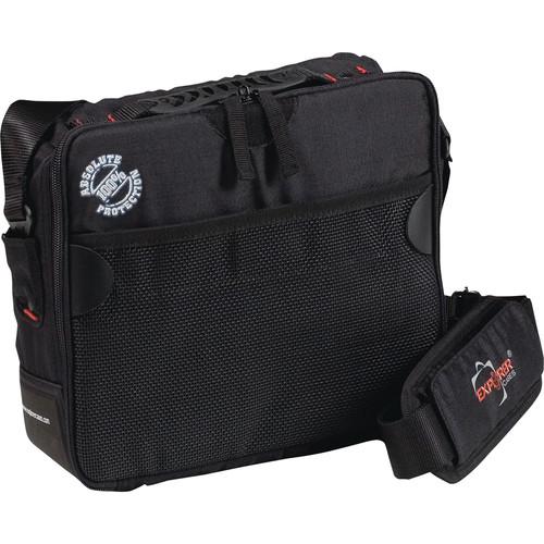 Explorer Cases BAG-U Padded Bag with Adjustable Dividers (Black)