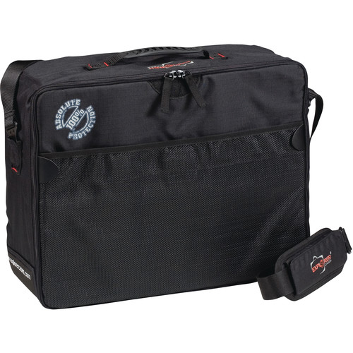 Explorer Cases BAG-V Padded Bag with Adjustable Dividers (Black)