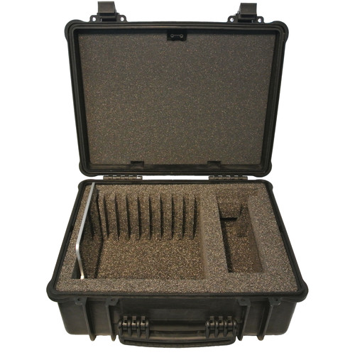 Explorer Cases TabletShuttle Case for 10 Tablets up to 10.1""