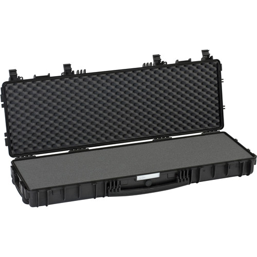 Explorer Cases Large Hard Case 11413 with Foam & Wheels (Black)
