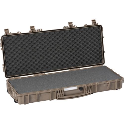 Explorer Cases Large Hard Case 11413 D with Foam & Wheels (Desert Sand)