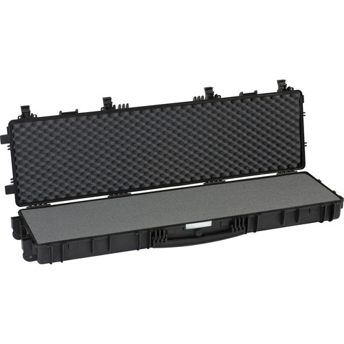 Explorer Cases Large Hard Case 13513 B with Foam & Wheels (Black)