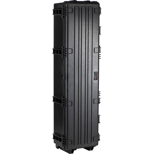 Explorer Cases Large Hard Case 13527 with Foam & Wheels (Black)
