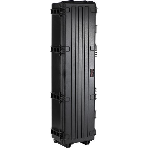 Explorer Cases Large Hard Case 13527 B with Foam & Wheels (Black)