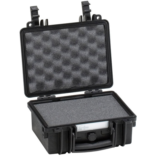 Explorer Cases Small Hard Case 2209 with Foam (Black)