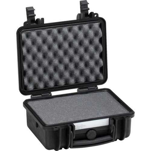 Explorer Cases Small Hard Case 2712 with Foam (Black)