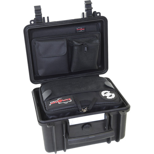 Explorer Cases 2712 Case with Bag-R and Panel-27 (Black)