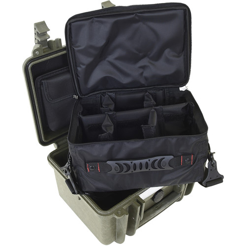 Explorer Cases 2712 Case with Bag-R and Panel-27 (Olive)