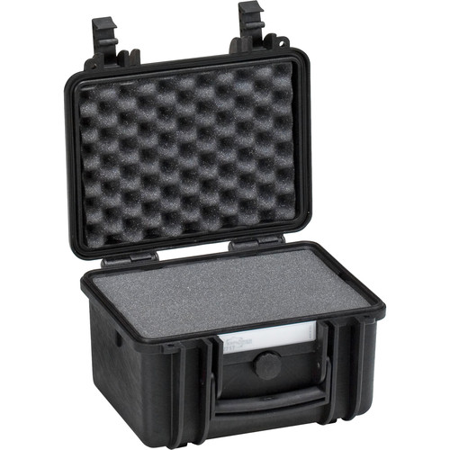 Explorer Cases Small Hard Case 2717 with Foam (Black)