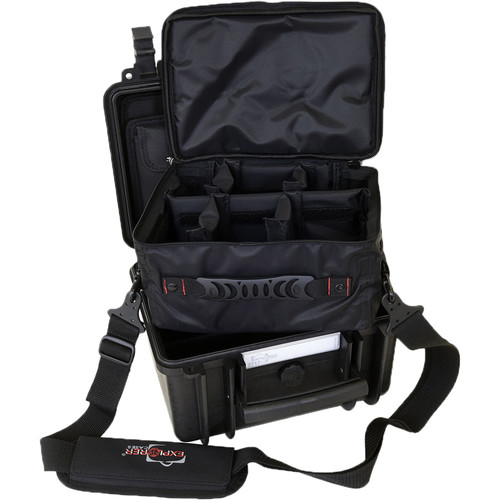 Explorer Cases 2717 Case with Bag-S and Panel-27 (Black)