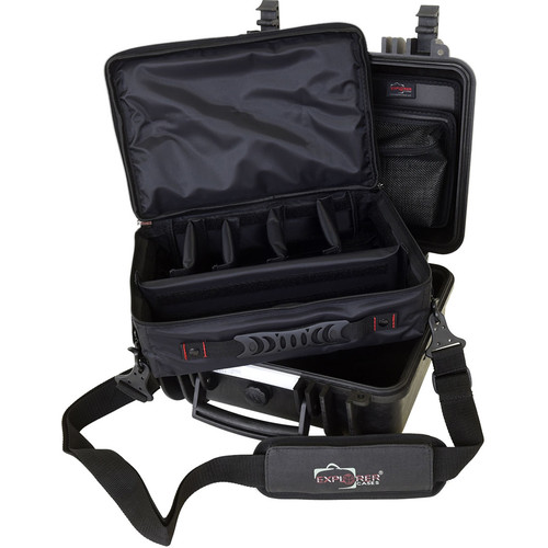 Explorer Cases 2717 Case with Bag-S and Panel-27 (Olive)