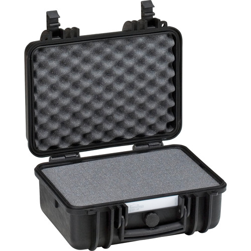 Explorer Cases Small Hard Case 3317 with Foam (Black)