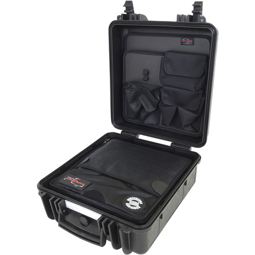Explorer Cases 3317W Case with BAG-U and Panel-33W (Black)