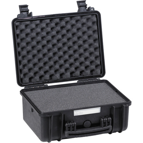 Explorer Cases Small Hard Case 3818 with Foam (Black)