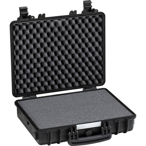 Explorer Cases Medium Hard Case 4412 with Foam (Black)