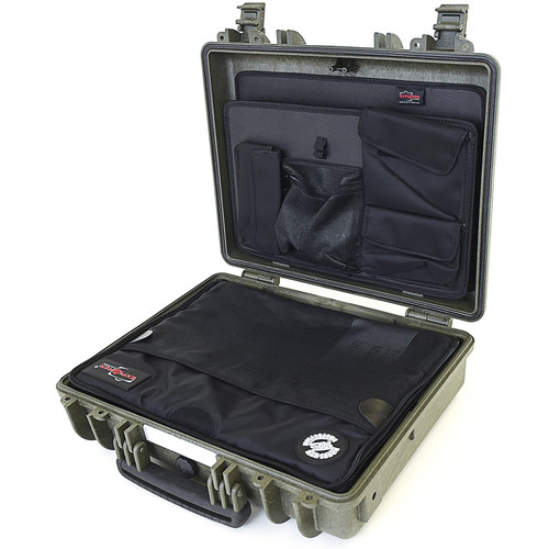 Explorer Cases 4412 Case with BAG-PC44 and Panel-44 (Olive)