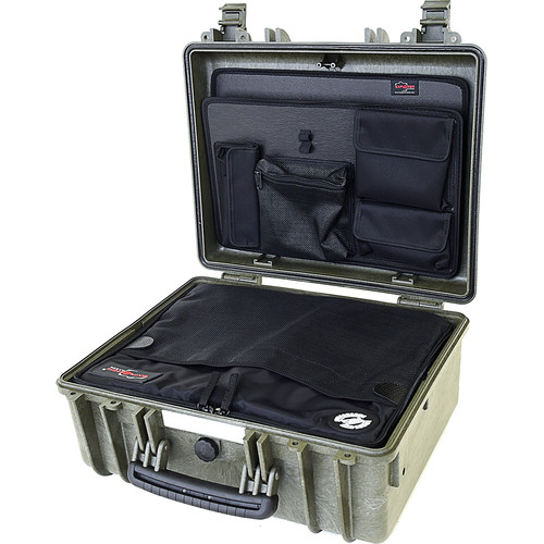 Explorer Cases 4419 Case with BAG-A and Panel-44 (Olive)