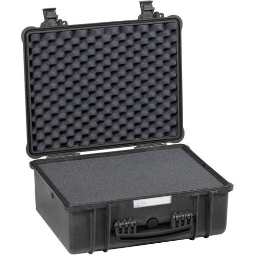 Explorer Cases 4820 Medium Hard Case with Foam (Black)