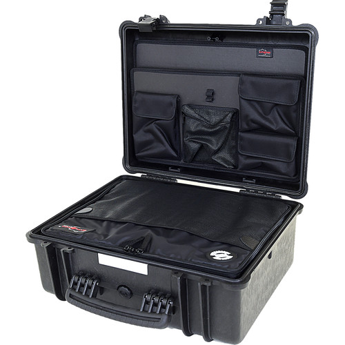 Explorer Cases 4820 Case with Bag-F and Panel-48 (Black)