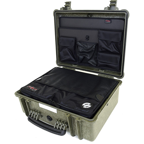 Explorer Cases 4820 Case with Bag-F and Panel-48 (Olive)