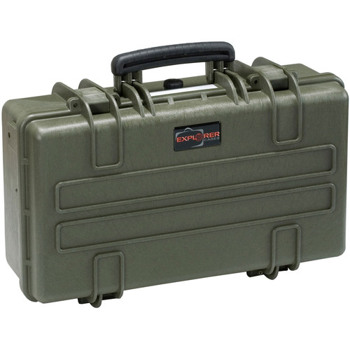 Explorer Cases 5117 Case with Bag-B and Panel-51 (Olive)