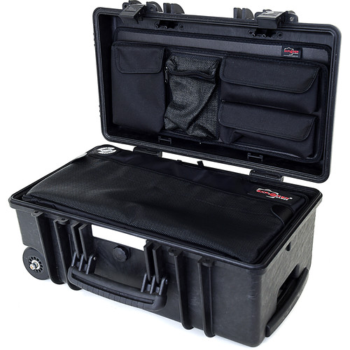 Explorer Cases 5122 Case with Bag-B and Panel-51 (Black)