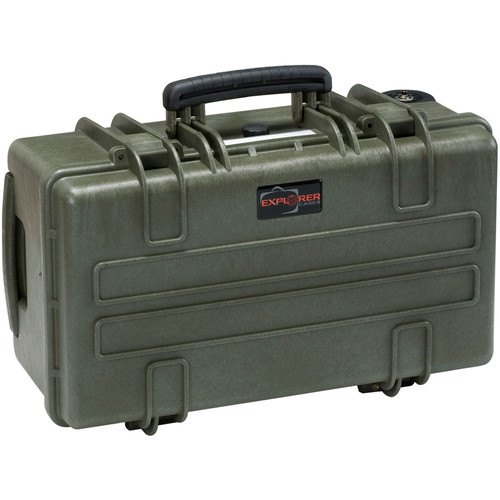 Explorer Cases 5122 Case with Bag-B and Panel-51 (Olive)