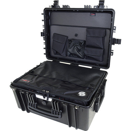 Explorer Cases 5325 Case with BAG-V and Panel-53 (Black)