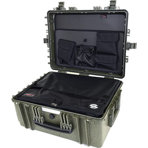 Explorer Cases 5325 Case with BAG-V and Panel-53 (Olive)