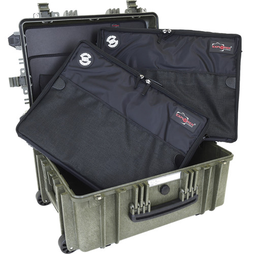 Explorer Cases 5326 Case with BAG-V and Panel-53 (Olive)