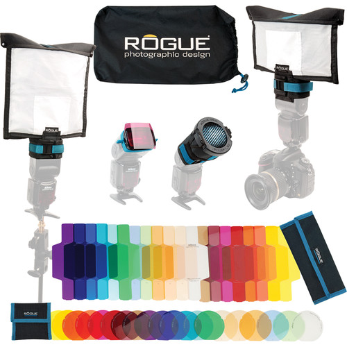 Rogue Photographic Design Flashbender 2 Portable Lighting Kit