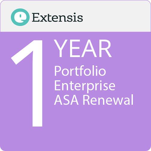 Extensis Portfolio Enterprise ASA Renewal (1-Year, Download)